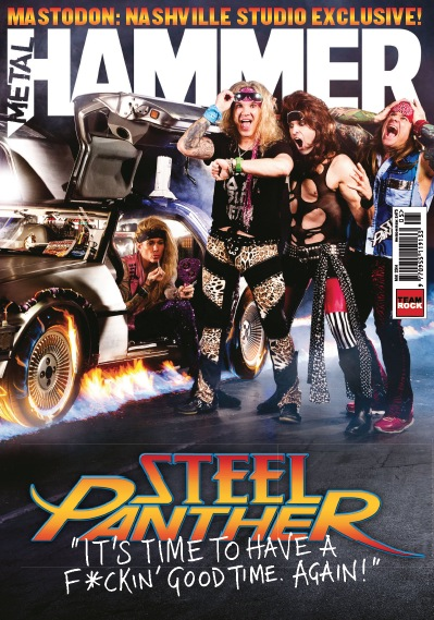 steel panther hammer cover